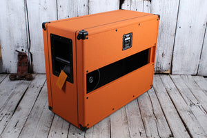 Orange PPC212 Open Back 120 Watt Speaker Cabinet Celestion Vintage 30 Speakers