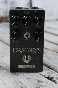 Wampler Dracarys High Gain Distortion Effects Pedal Electric Guitar Effect Pedal