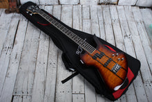 Load image into Gallery viewer, BC Rich Premium Bass Gig Bag to Fit Mockingbird & Warlock Electric Bass Guitars