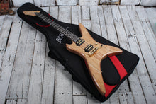 Load image into Gallery viewer, BC Rich Premium Guitar Gig Bag to Fit Stealth and JR V Electric Guitars