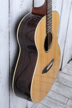 Load image into Gallery viewer, Breedlove USA Custom C20/SRE Concert Body Acoustic Electric Guitar with Case