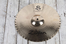 Load image into Gallery viewer, Zildjian S Family Mastersound Hi Hat 14 Inch Hi Hat Bottom Drum Cymbal S14MB