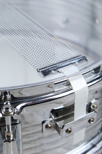 "Used Snare Kit w/ Case + Stand 5.5"" X 14"" 8 Lug"