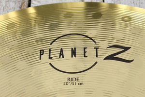 "Zildjian ZP4PK Planet Z Complete Cymbal Pack 14"" Hi-Hat 16"" Crash & 20"" Ride Set"