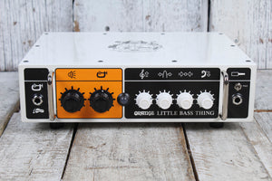 Orange Little Bass Thing Electric Bass Guitar Amplifier Head 500W Bass Amp BLEM