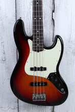 Load image into Gallery viewer, Fender 2017 American Professional 4 String Jazz Bass Sunburst w Hardshell Case