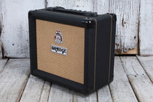 Load image into Gallery viewer, Orange CRUSH 12 Electric Guitar Combo Amplifier 12W Solid State Amp Black BLEM
