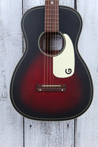 Gretsch G9500 Jim Dandy Flat Top Acoustic Guitar 24 Inch Scale 2 Color Sunburst