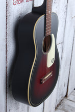 Load image into Gallery viewer, Gretsch G9500 Jim Dandy Flat Top Acoustic Guitar 24 Inch Scale 2 Color Sunburst