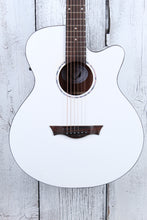Load image into Gallery viewer, Dean AXS Axcess Performer Acoustic Electric Guitar Classic White AX PE CWH