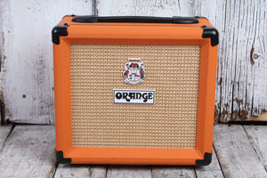 Orange CRUSH12 Electric Guitar Combo Amplifier 12 Watt 1x6 Solid State Amp BLEM