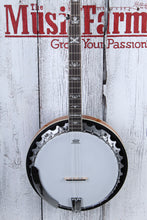 Load image into Gallery viewer, Washburn B10 5 String Resonator Banjo