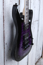 Load image into Gallery viewer, Jackson Dinky Arch Top JS32Q DKA Electric Guitar Quilt Maple Trans Purple Burst