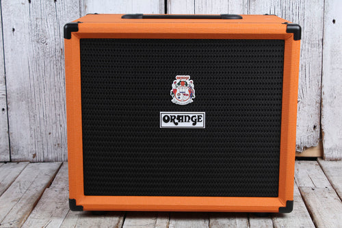 Orange OBC-112 Electric Bass Guitar Amplifier Speaker Cabinet 1x12 Amp Cab BLEM