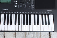 Load image into Gallery viewer, Yamaha PSR-E373 Touch Sensitive 61 Key Portable Keyboard with Survival Kit