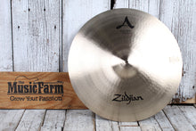 Load image into Gallery viewer, Zildjian A Zildjian Ping Ride Cymbal 20 Inch Ping Ride Drum Cymbal A0042