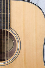 Load image into Gallery viewer, Fender® CD-60S Left Hand Dreadnought Acoustic Guitar Solid Spruce Top Natural