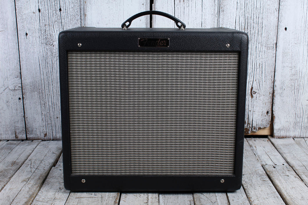Fender Blues Junior III Electric Guitar Amplifier 15 Watt Tube Amp With Manual