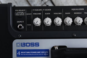 Boss Nextone Artist Electric Guitar Amplifier 80 Watt 1x12 Combo Amp NEX-ARTIST