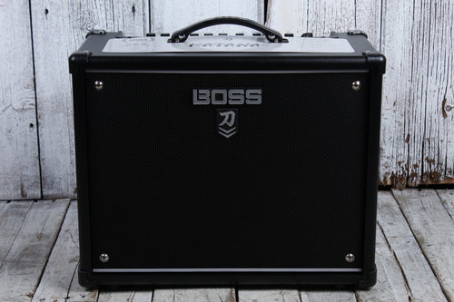 Boss KTN-50 MkII Katana 50 Electric Guitar Amplifier 50 Watt 1 x 12 Combo Amp