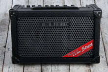 Load image into Gallery viewer, Roland CUBE Street Battery Powered Stereo Electric Guitar Combo Amplifier Black