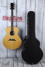 Load image into Gallery viewer, Breedlove USA Masterclass Jumbo Acoustic Electric Guitar with Hardshell Case
