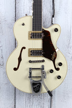 Load image into Gallery viewer, Gretsch G6659T Players Edition Broadkaster Jr Electric Guitar with Case and COA