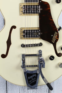 Gretsch G6659T Players Edition Broadkaster Jr Electric Guitar with Case and COA