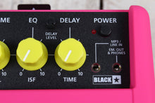 Load image into Gallery viewer, Blackstar FLY 3 Electric Guitar Amplifier 3 Watt 1 x 3 Combo Amp Neon Pink