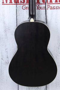 Paul Reed Smith SE P20E Acoustic Electric Guitar Charcoal Finish with Gig Bag