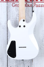 Load image into Gallery viewer, Jackson JS1XM Dinky Minion Short Scale Electric Guitar Snow White with Gig Bag
