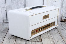 Load image into Gallery viewer, Marshall Studio Vintage SV20H Electric Guitar Amplifier Head LTD White Elephant