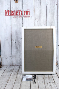 Marshall SV212 Studio Vintage 2 x 12 Guitar Amplifier Cabinet LTD White Elephant