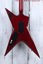 Load image into Gallery viewer, Washburn 2004 Dimebag ST Pro Stealth Electric Guitar Flame Maple Top w Gig Bag
