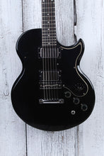 Load image into Gallery viewer, Gibson Vintage 1973 L6-S Custom Electric Guitar with Hardshell Case Ebony