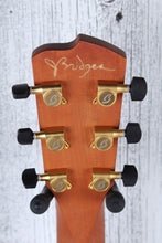 Load image into Gallery viewer, Breedlove Jeff Bridges Limited Oregon Concerto Bourbon Acoustic Electric Guitar