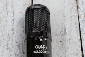 GXL3000BP CAD Multi-Pattern Condenser Microphone