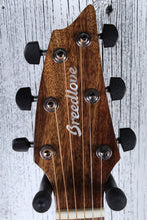 Load image into Gallery viewer, Breedlove Organic Signature Concert Copper CE Acoustic Electric Guitar w Gig Bag