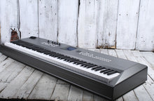 Load image into Gallery viewer, Yamaha MM8 Music Synthesizer 88 Key Graded Hammer Synthesizer Keyboard BLEM