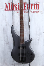 Load image into Gallery viewer, Jackson Spectra Bass SBX IV 4 String Electric Bass Guitar Satin Graphite Finish