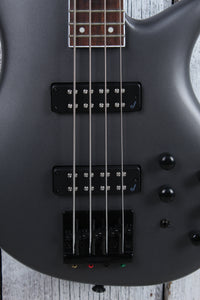 Jackson Spectra Bass SBX IV 4 String Electric Bass Guitar Satin Graphite Finish