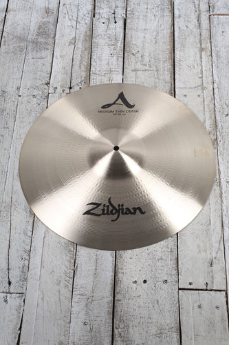 Used Zildjian A Custom Medium Thin Crash 18