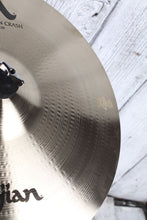 "Load image into Gallery viewer, Used Zildjian A Custom Medium Thin Crash 18"" Cymbal"