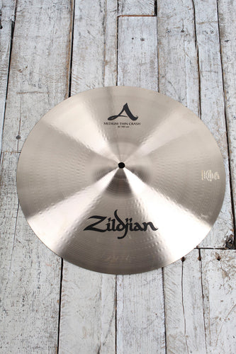 Used Zildjian A Medium Thin Crash 16