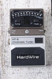 Used Digitech HT-2 Chromatic Tuner
