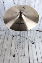 "Load image into Gallery viewer, Used Zildjian A Custom Sweet Ride 21"" Ride Cymbal"