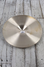 "Load image into Gallery viewer, Zildjian A0133 A Custom New Beat Hi Hat Cymbal Pair 14"" Hi Hats Drum Cymbals"