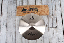 "Load image into Gallery viewer, Used Zildjian A Medium Thin Crash 16"" Cymbal"