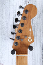Load image into Gallery viewer, Charvel Pro Mod DK22 SSS 2PT CM Electric Guitar Caramelized Maple Gloss Black