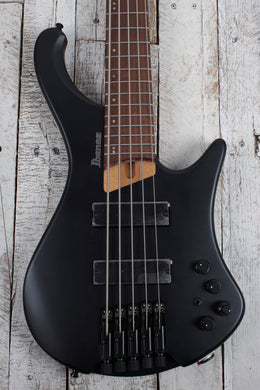 Ibanez EHB1005 Ergonomic Headless 5 String Electric Bass Guitar with Gig Bag